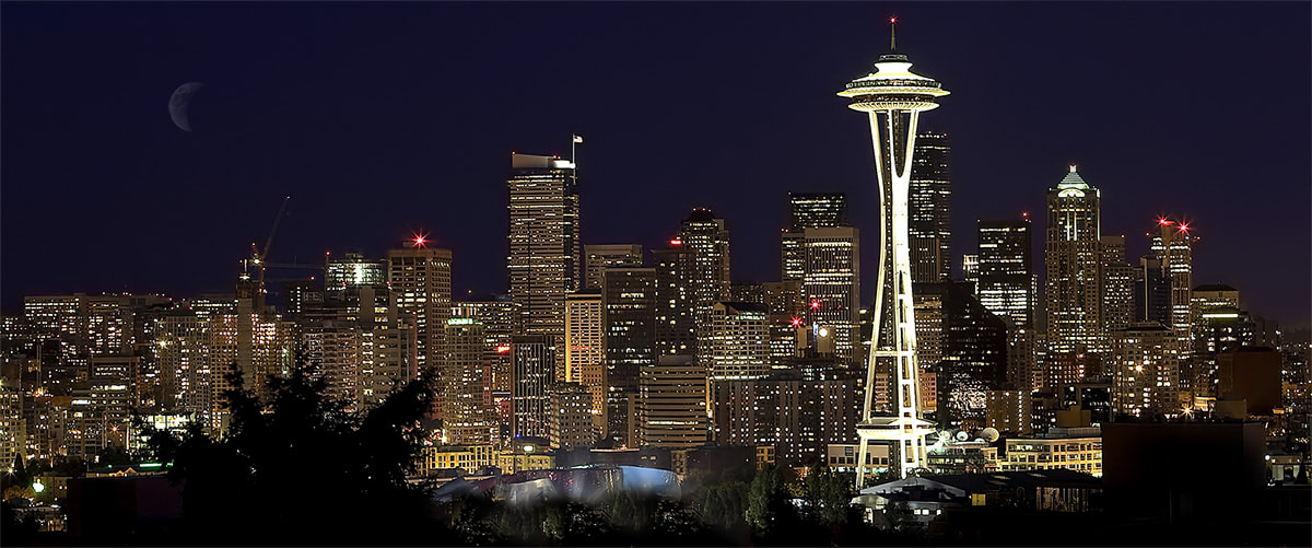 Photograph Seattle by Rick Ehrenberg on 500px