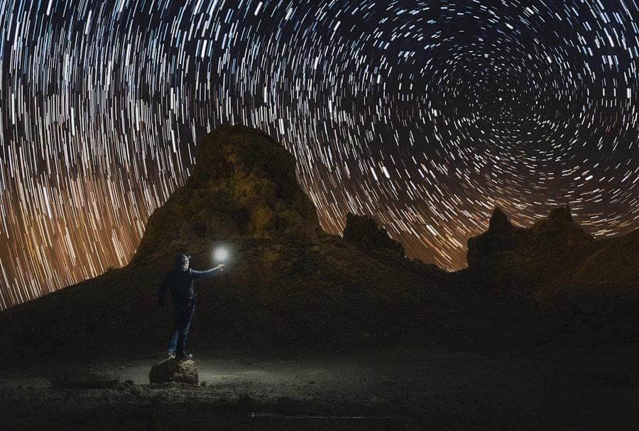 In to the night., автор — Rudy Serrano на 500px.com