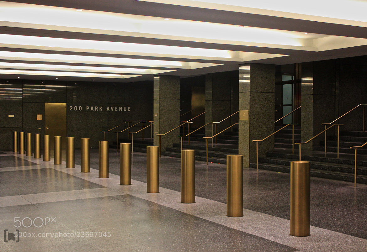 Photograph 200 Park Avenue by Hollow   on 500px