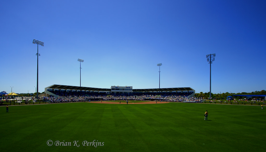 Photograph Outfield by Brian Perkins on 500px