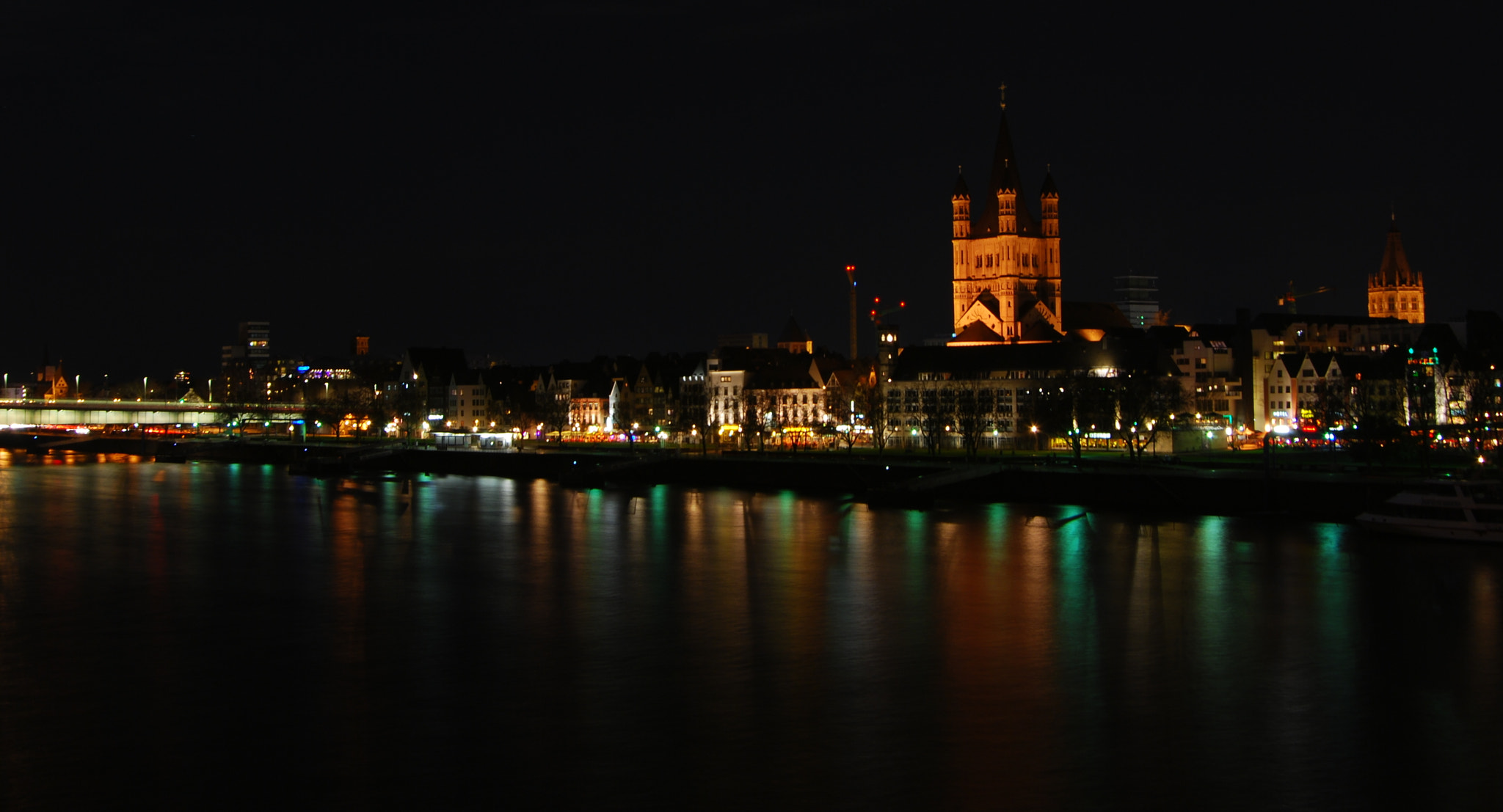 Photograph Evening in Cologne, Germany by Andrea Leung on 500px