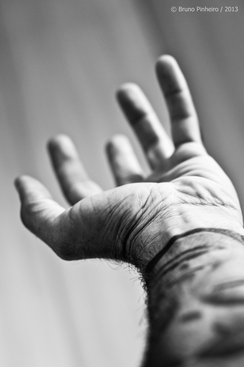 Photograph the hand by Bruno Pinheiro on 500px