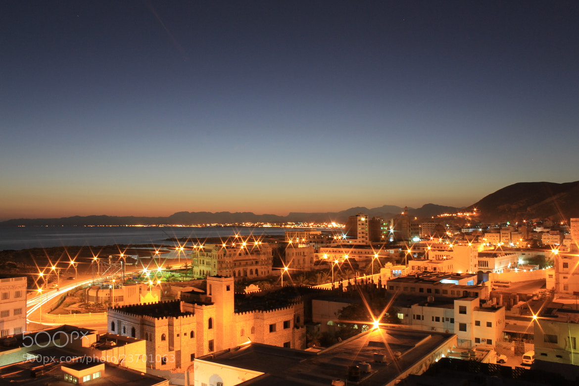 Photograph al-mukalla by ameen basalamah on 500px