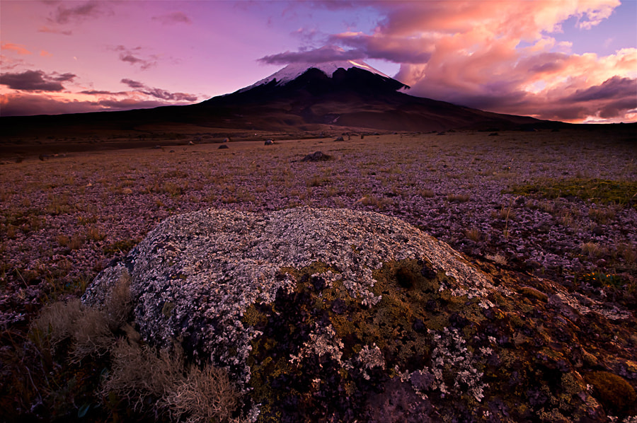 Photograph Cotopaxi by Fernando Salas on 500px