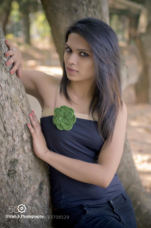 Photograph Leesha... by Girish Suryawanshi on 500px