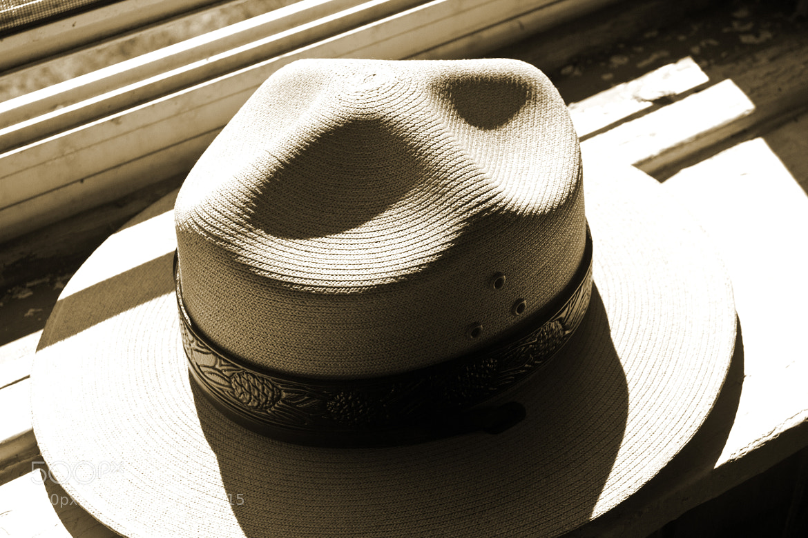 Photograph Lonely Hat on a Windowsill by John Hoey on 500px
