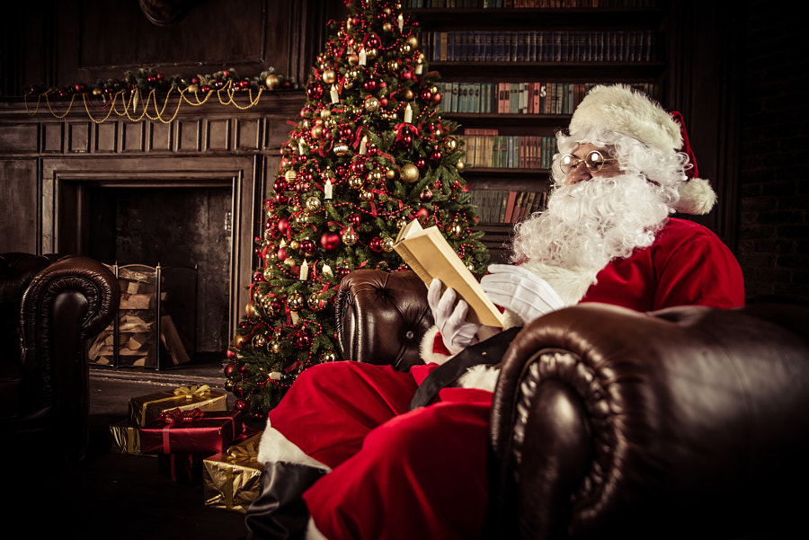Santa claus portraits and lifestyle by Cristian Negroni on 500px.com