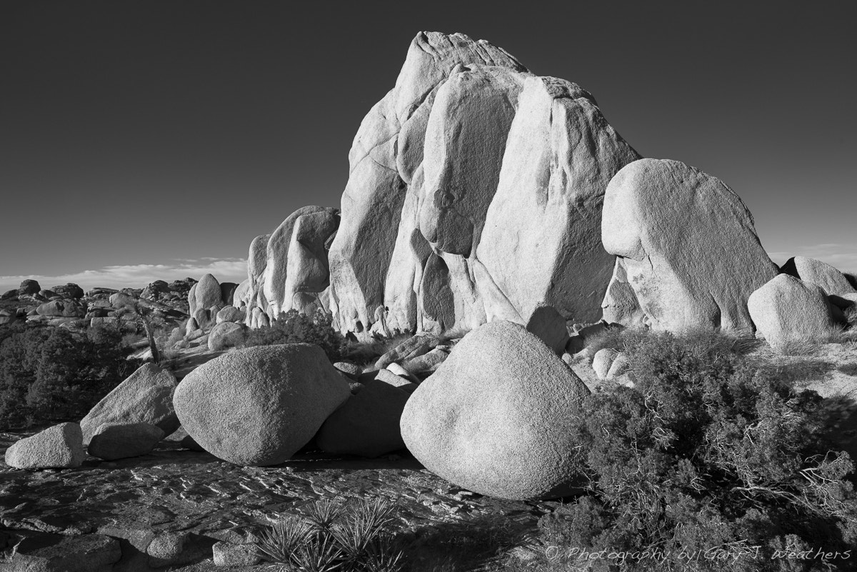 Photograph Monochrome Monolith by Gary Weathers on 500px
