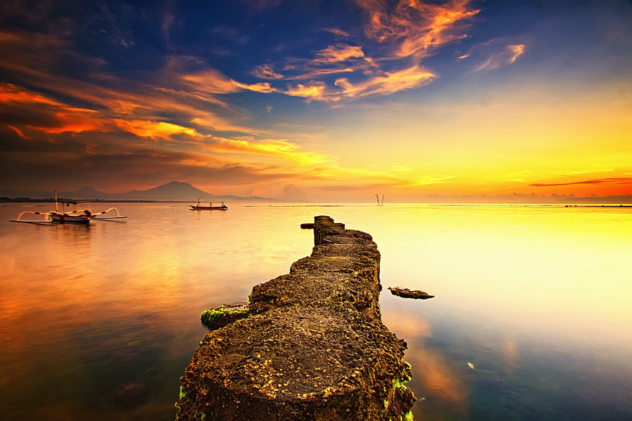 Photograph A Path To Heaven by Satrya Prabawa on 500px