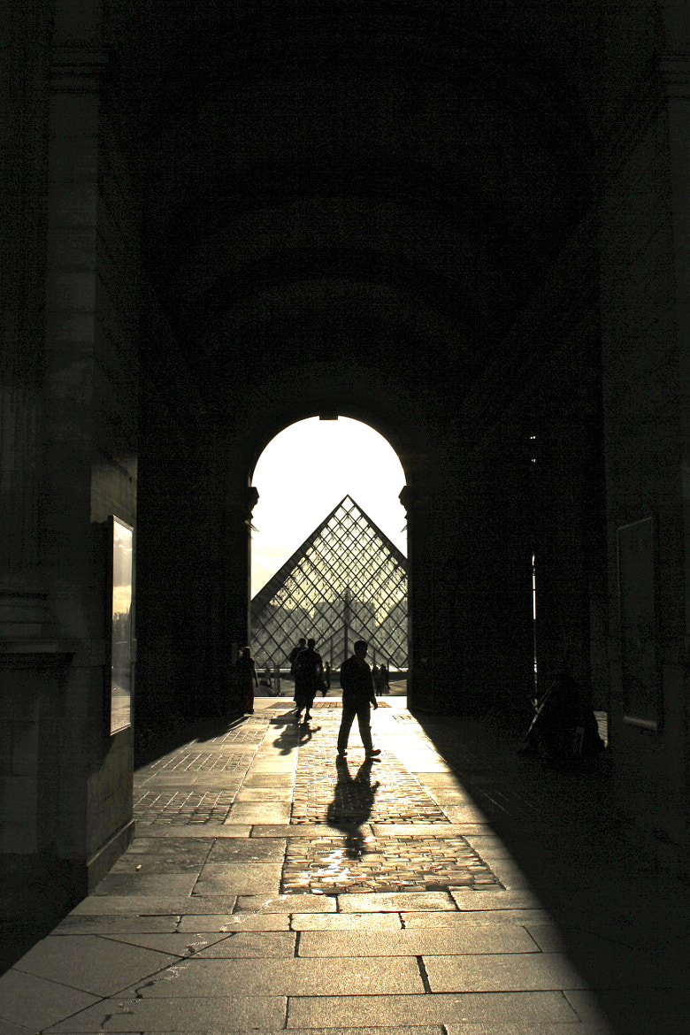Photograph Louvre by Cristian Medina on 500px