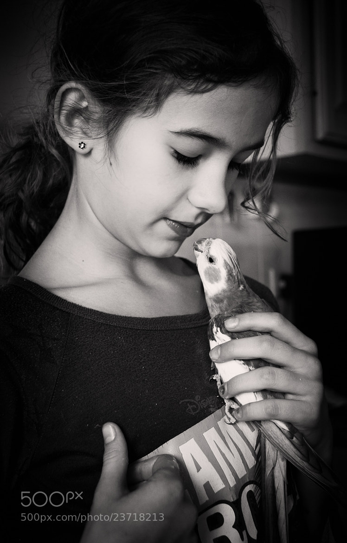 Photograph Bird talk by Tatiana Avdjiev on 500px