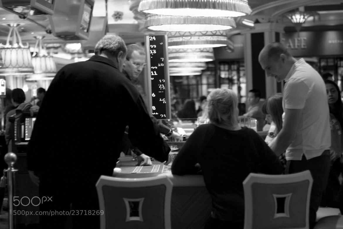 Photograph Gambling by Mitchie Rodriguez on 500px