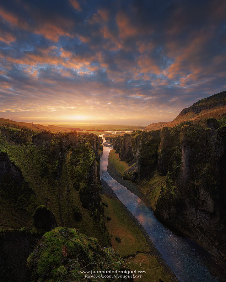 Fjaðrárgljúfur beta 1. by Juan Pablo de Miguel on 500px.com