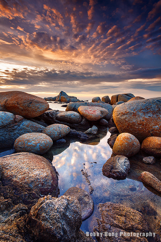 Photograph Big Stones & Reflection by Bobby Bong on 500px