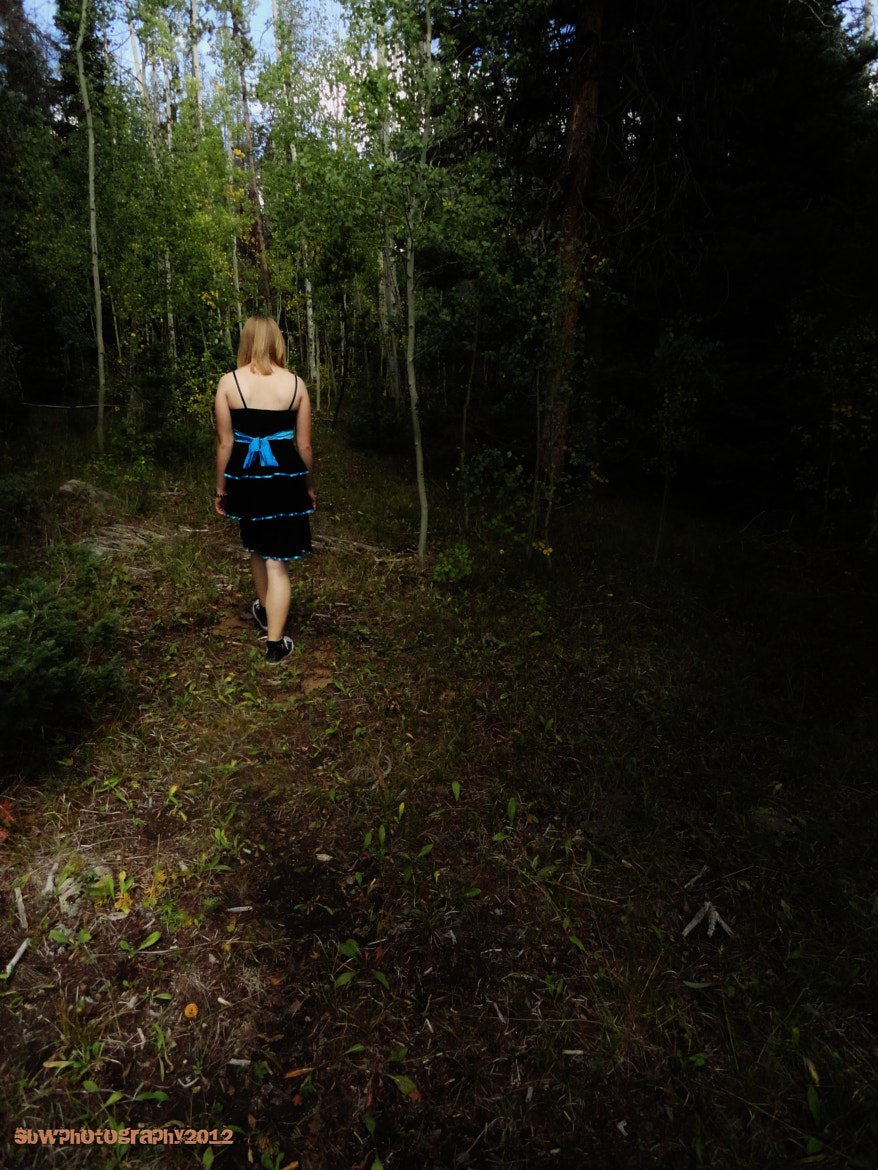 Photograph kay in the woods by stephanie bayne wilson on 500px