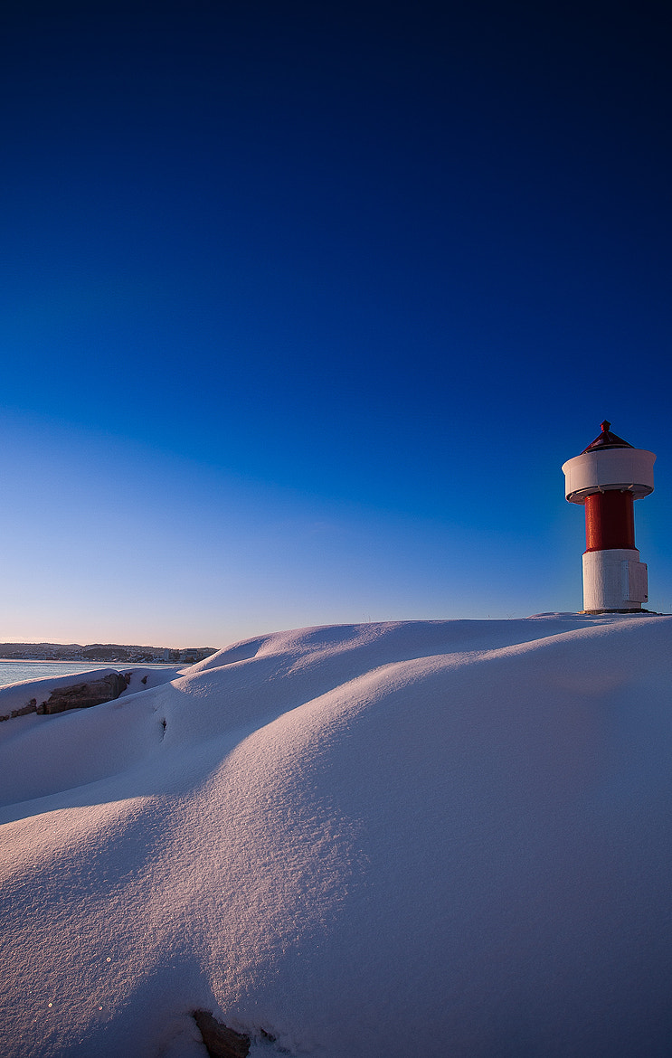 Photograph Last shed of light by Nicklas Winger on 500px