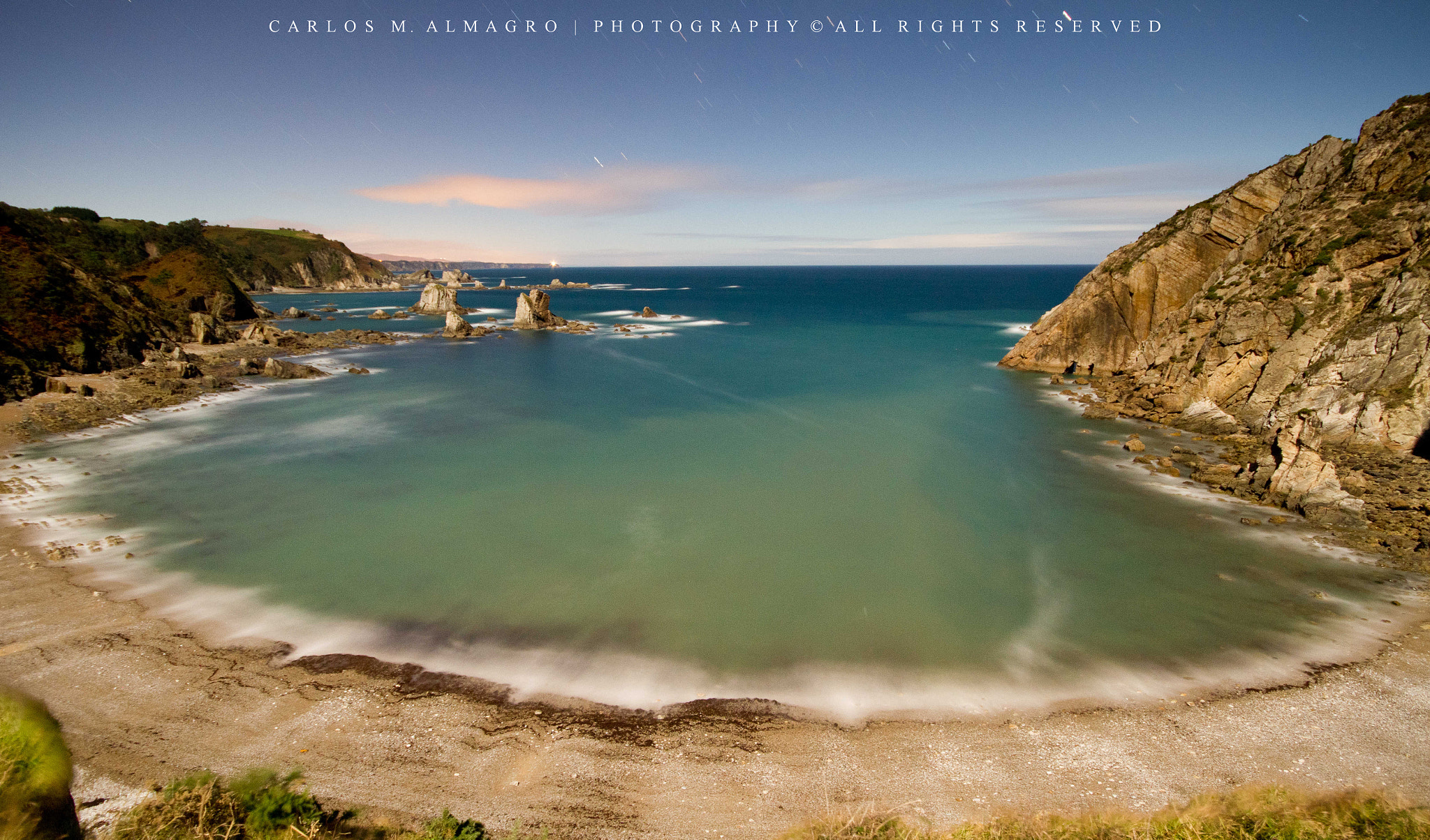 Photograph 221sec. of silence  by Carlos M. Almagro  on 500px