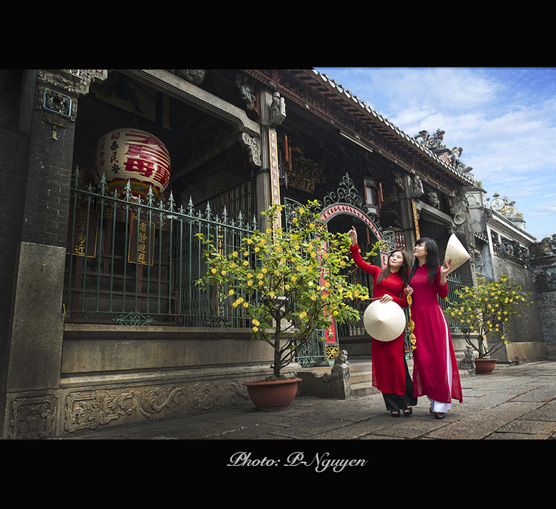 Photograph Happy New Year - VietNam  by p -nguyen on 500px