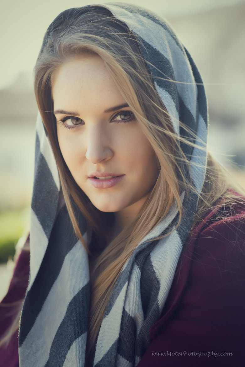 Photograph Brittnie by Mote Tanabodee on 500px