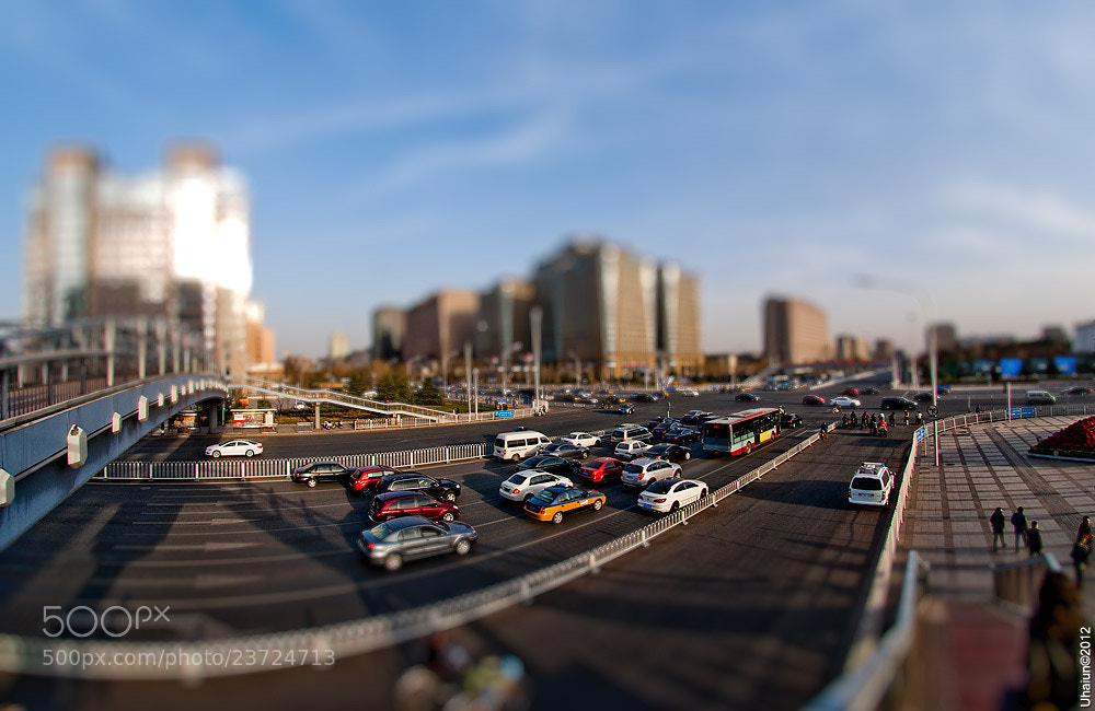 Photograph Beijing miniature by Vladimir Popov / Uhaiun on 500px