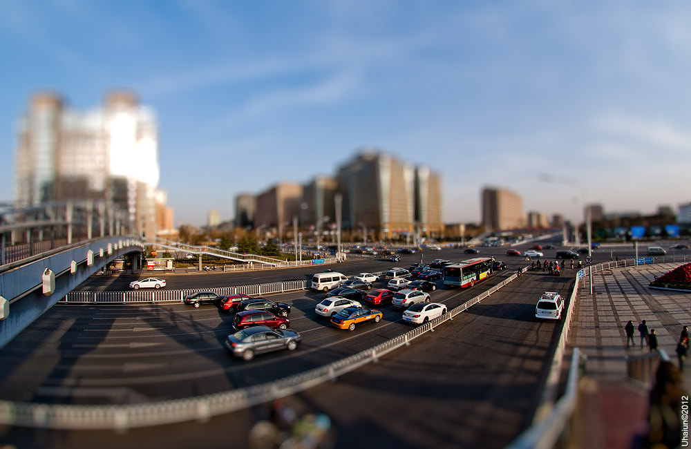 Photograph Beijing miniature by Vladimir Popov / Uhaiun on 500px