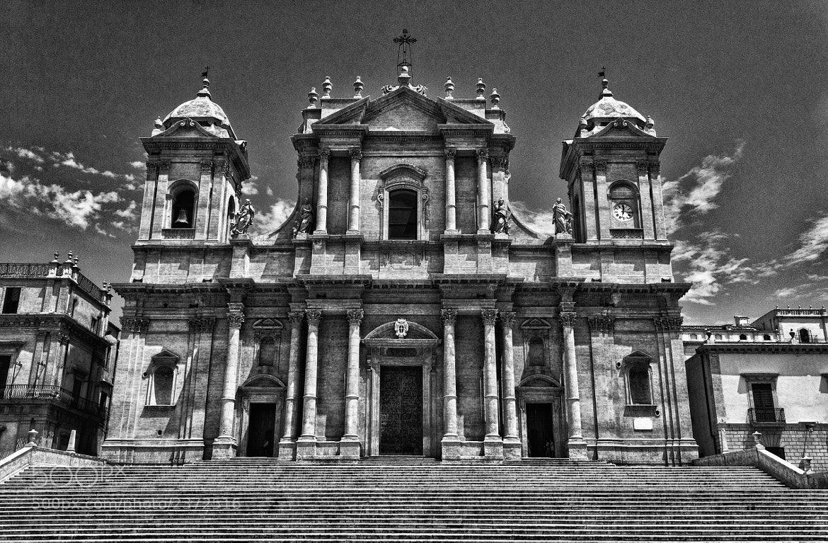 Photograph la cattedrale di Noto by Francesco Mangiaglia on 500px