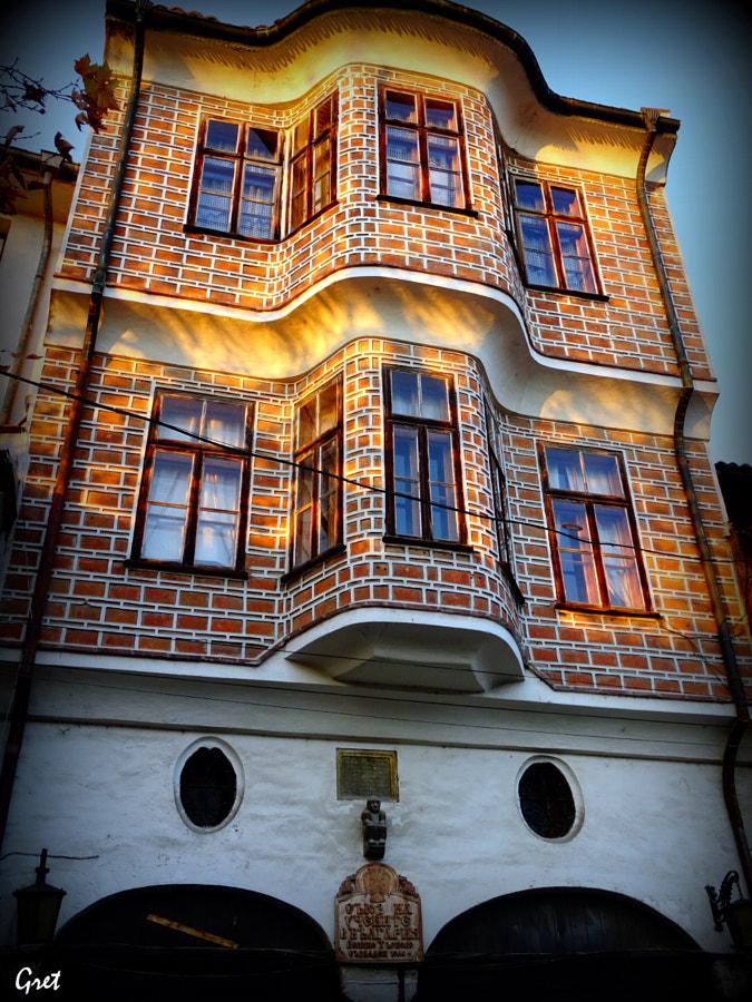 Old house-1849 by Greta Kostova on 500px.com