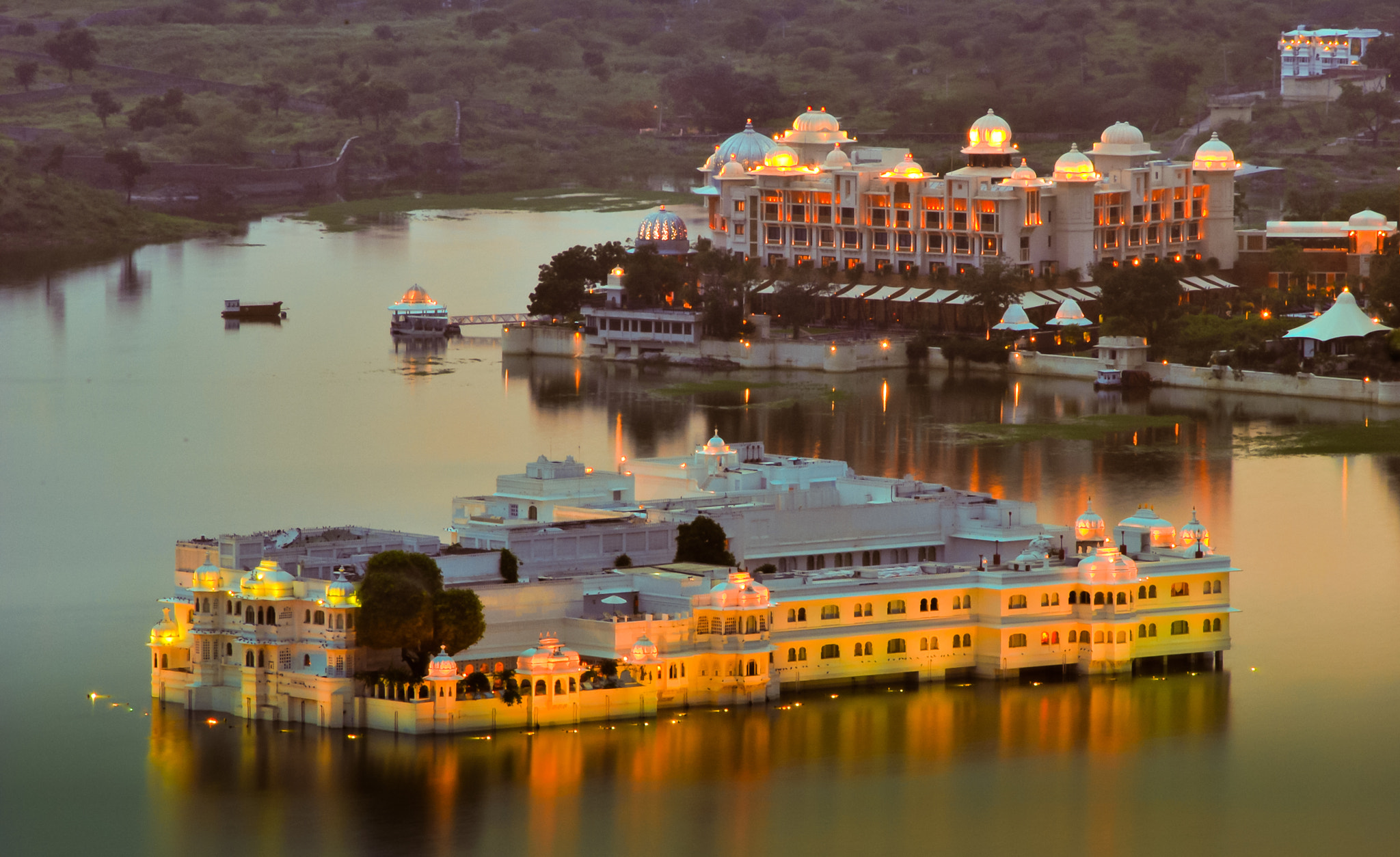 Photograph Jag Niwas at udaipur by ANUP SANE on 500px