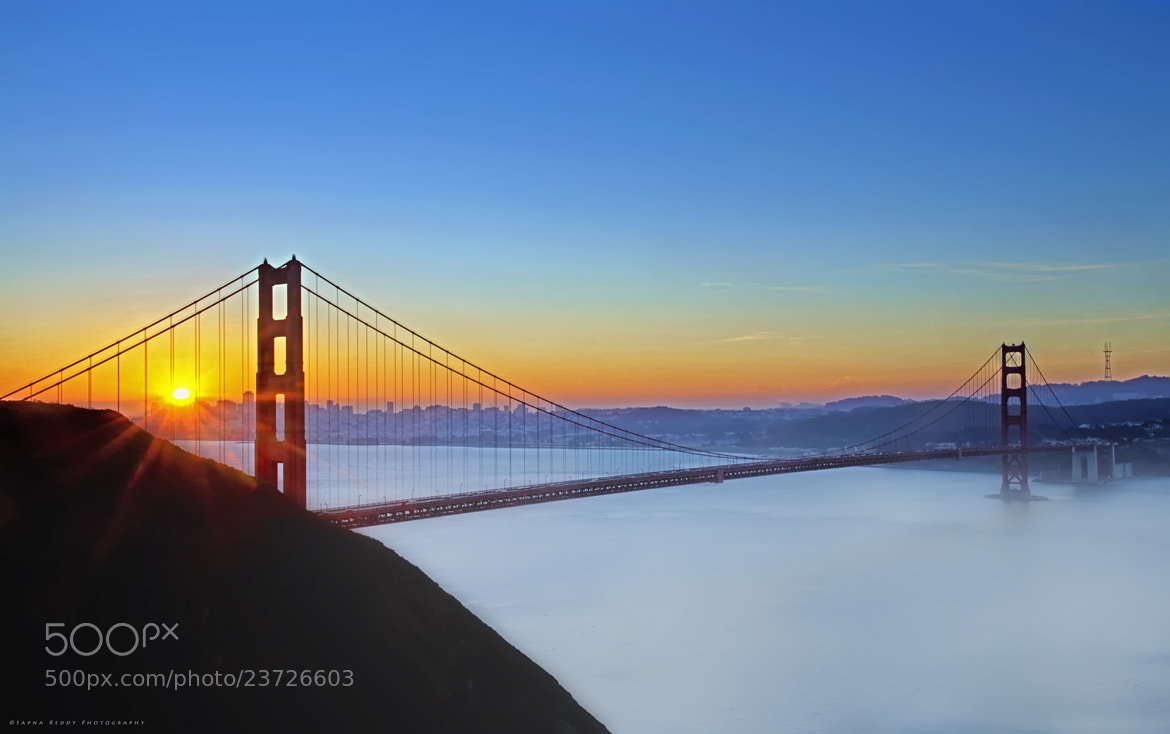 Photograph Good Morning San Francisco by Sapna  Reddy on 500px