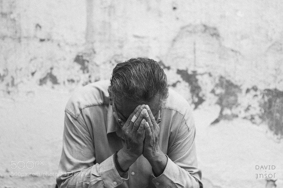 Photograph Old sad men by David Josué on 500px