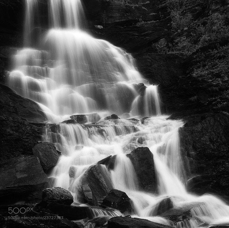 Photograph Silky Flow by Arild Heitmann on 500px