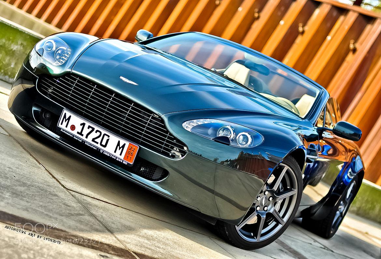 Photograph Aston Martin V8 Vantage Roadster by lyon1845 on 500px