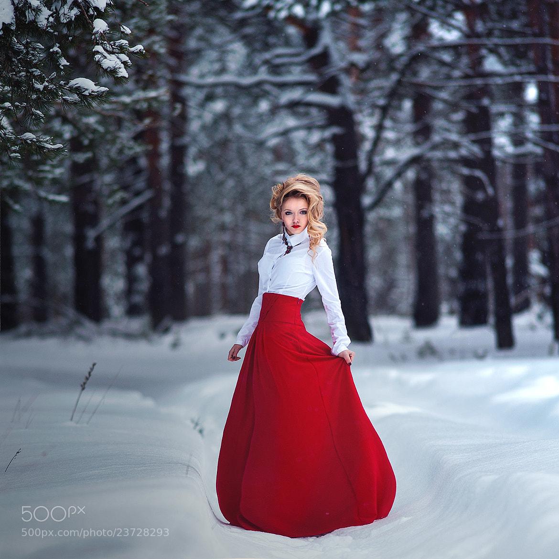 Photograph Alexandra by Dmitry Popov on 500px