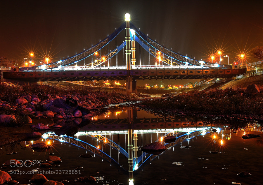 Photograph Bridge by hsinkui ho on 500px