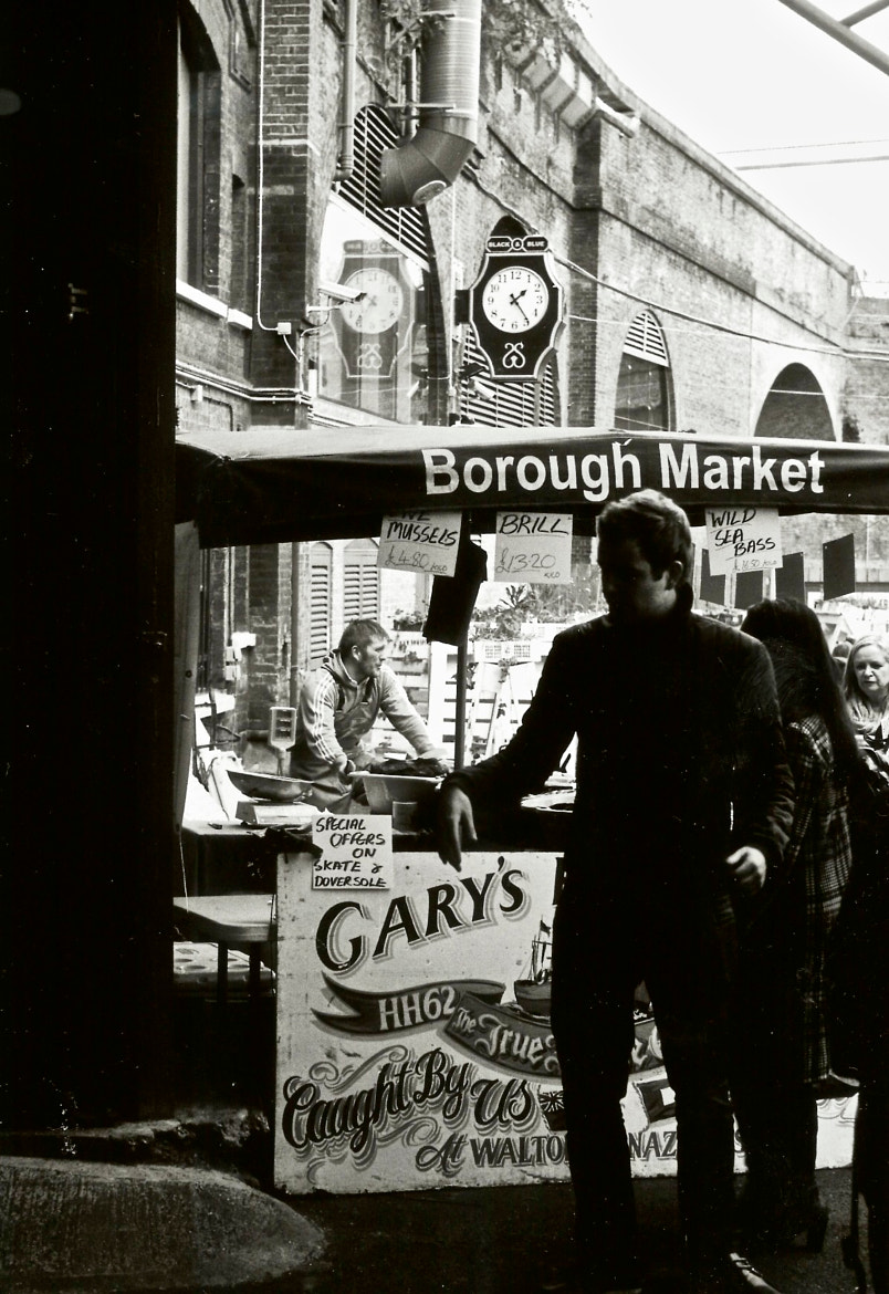 Photograph Borough Market by love1 Photography on 500px