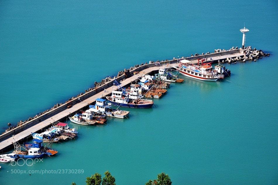 Photograph Fishing ships by Petar Nakov on 500px