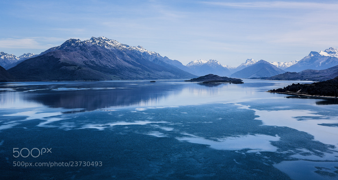 Photograph Lake Wakatipu by Margaret Morgan on 500px