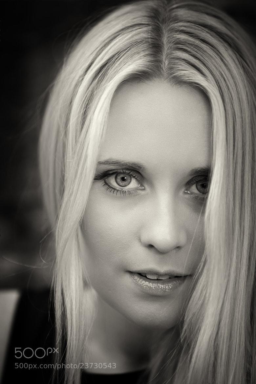Photograph Aleyce Simmonds by Malcolm Katon on 500px