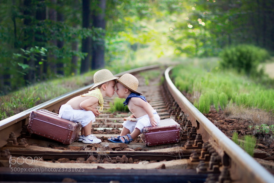 Photograph Brothers love by Tatyana Tomsickova on 500px