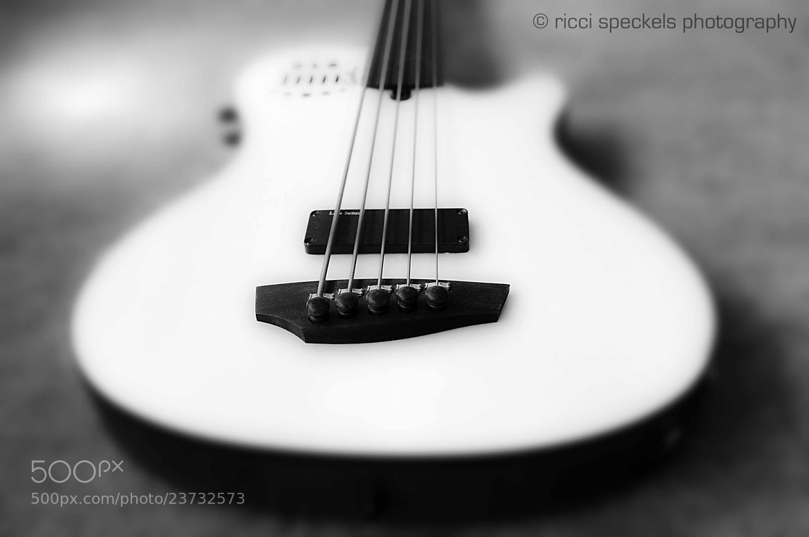Photograph Guitar II by Ricci Speckels on 500px