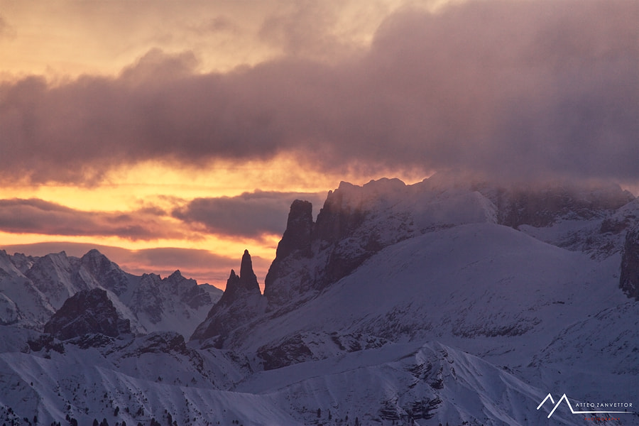 Photograph Panorama by Matteo Zanvettor on 500px