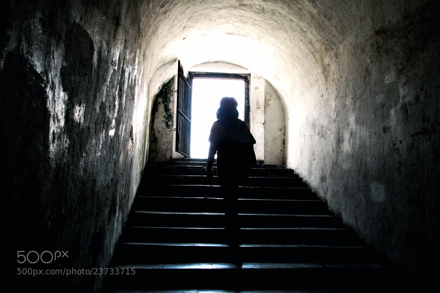 Photograph Into the light by 3 Joko on 500px