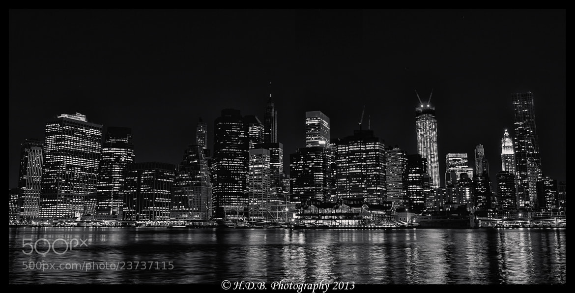 Photograph B&W NY #2 by Harold Begun on 500px