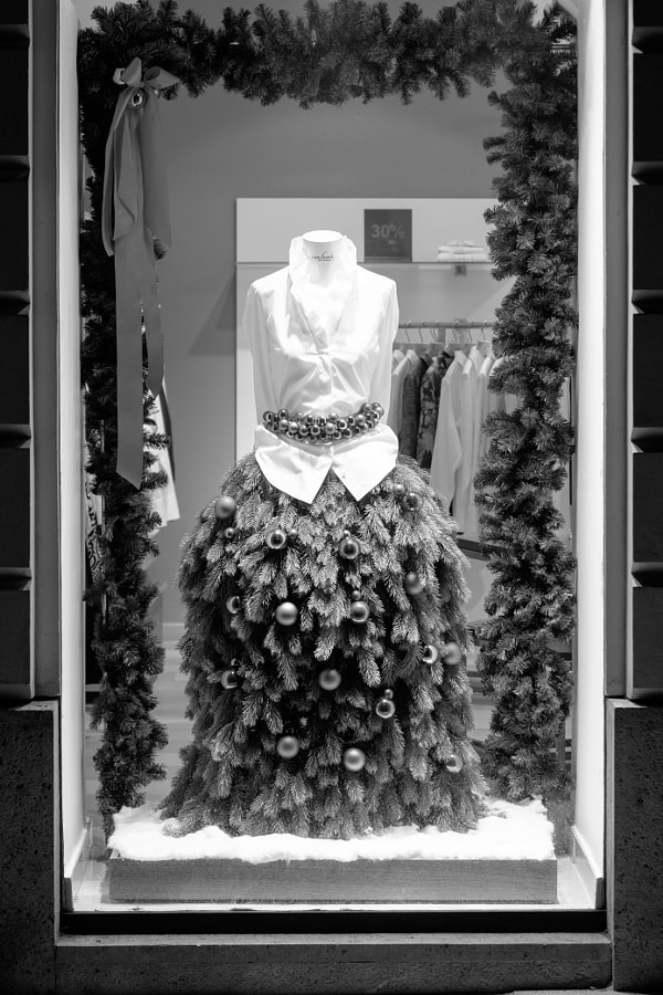 Last Christmas Dress von Andreas Reininger auf 500px.com
