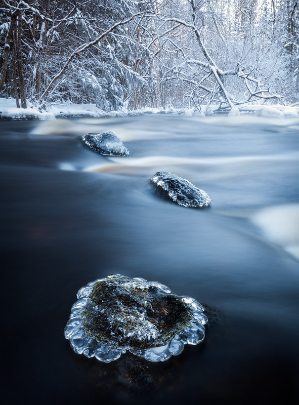 Photograph Islands in the stream by Peter Fallberg on 500px