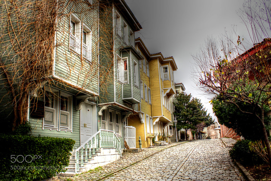 Photograph Secret streets.. by Serdar Gür on 500px