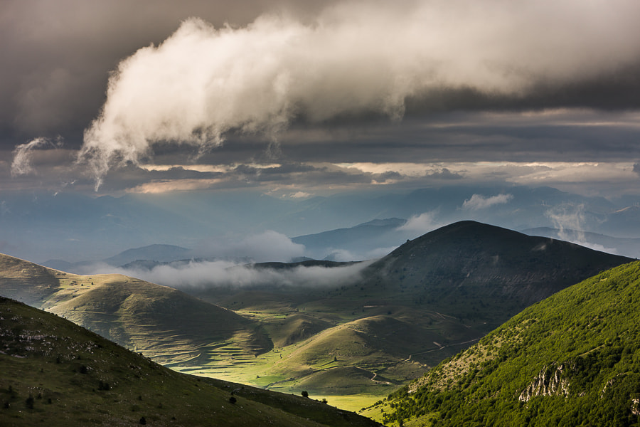 Photograph Morning Light in Campo Imperatore by Hans Kruse on 500px