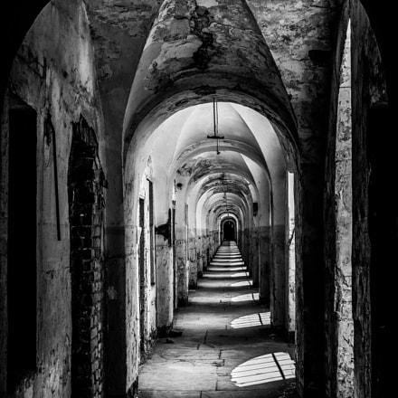 The endless corridor