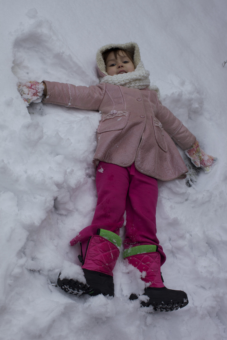 Photograph Snow Angel by love1 Photography on 500px