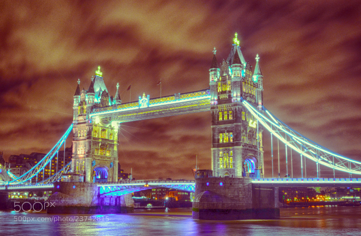 Photograph The Tower Bridge by Luca Marchesin on 500px